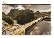 Serpentine River Crossing Carry-all Pouch