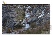 Serra Da Estrela Mountains And Waterfall Carry-all Pouch