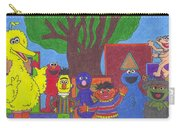 Children's Characters Carry-all Pouch