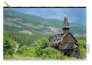 Seton Portage Church 2 Carry-all Pouch