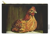 Setting Hen Carry-all Pouch