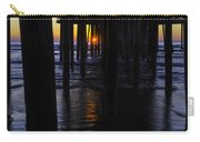 Setting Sun Pismo Beach Carry-all Pouch