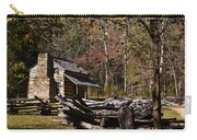 Settlers Cabin Carry-all Pouch