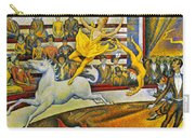 Seurat: Circus, 1891 Carry-all Pouch
