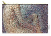 Seurat: Model, 1887 Carry-all Pouch