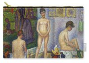 Seurat: Models, C1866 Carry-all Pouch by Granger