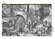 Seven Deadly Sins, 1558 Carry-all Pouch by Granger
