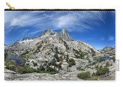 Seven Gables Over Seven Gables Lakes - Sierra Carry-all Pouch