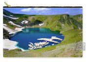 Seven Rila's Lakes Carry-all Pouch