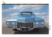 Seventies Superstar - '71 Cadillac Carry-all Pouch