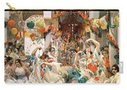 Seville Carry-all Pouch by Joaquin Sorolla y Bastida