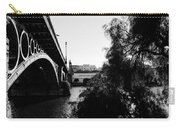 Seville - Triana Bridge Carry-all Pouch
