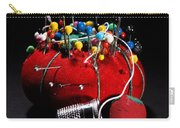 Sewing Equipment - Pin Cushion Carry-all Pouch