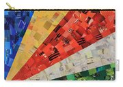 Seychelles Flag Carry-all Pouch