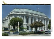 Sf Veterans Bldg. Carry-all Pouch