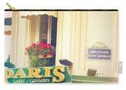 Shabby Chic Paris Saint Germain Carry-all Pouch