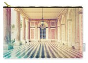 Shabby Chic Versailles Columns Of Grand Trianon Carry-all Pouch
