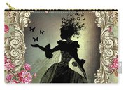 Shabby Fae Silhouette Freedom Carry-all Pouch