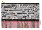 Shabby Shingles  Carry-all Pouch