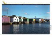 Shacks On The Bay Carry-all Pouch