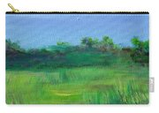 Shaded Meadow Carry-all Pouch