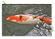 Shades Of Koi Carry-all Pouch
