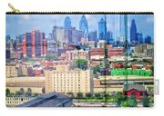 Shades Of Philadelphia Carry-all Pouch