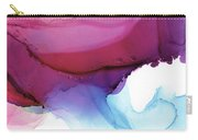 Shades Of Purple Carry-all Pouch