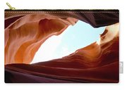 Shades Of Sandstone Carry-all Pouch