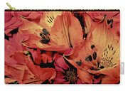 Shades Of Spring Carry-all Pouch