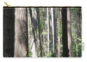 Shades Of Trees Carry-all Pouch