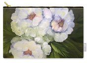 Shades Of White Carry-all Pouch