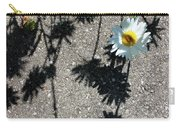 Shadow Daisy Carry-all Pouch