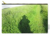 Shadow In The Grass Carry-all Pouch