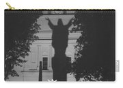 Shadow Of Jesus Carry-all Pouch