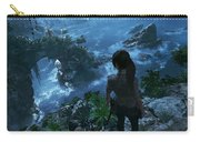 Shadow Of The Tomb Raider Carry-all Pouch