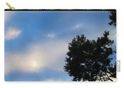 Shadow On Softness Carry-all Pouch