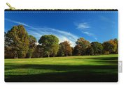 Shadows And Trees Of The Afternoon - Monmouth Battlefield Park Carry-all Pouch