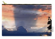 Shadows In The Sky Carry-all Pouch