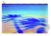 Shadows In The Surf Carry-all Pouch
