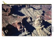 Shadows Of Grand Canyon Carry-all Pouch