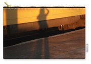 Shadows On The Platform 2 Carry-all Pouch