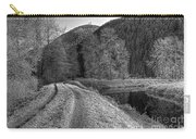 Shady Trail Tonemapped Carry-all Pouch