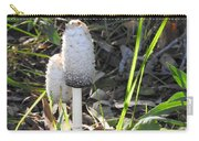 Shaggy Mane Carry-all Pouch