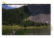 Shallow Mountain Lake Carry-all Pouch
