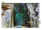 Shamans Head Carry-all Pouch