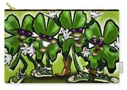 Shamrock Gang Carry-all Pouch