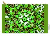 Shamrock Pattern Carry-all Pouch