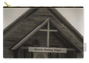 Shaniko Wedding Chapel Carry-all Pouch