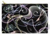 Shapes Of Fluidity Carry-all Pouch